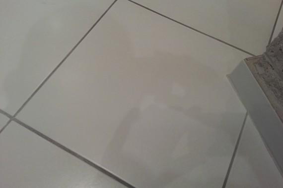 tegel Vloer reparatie